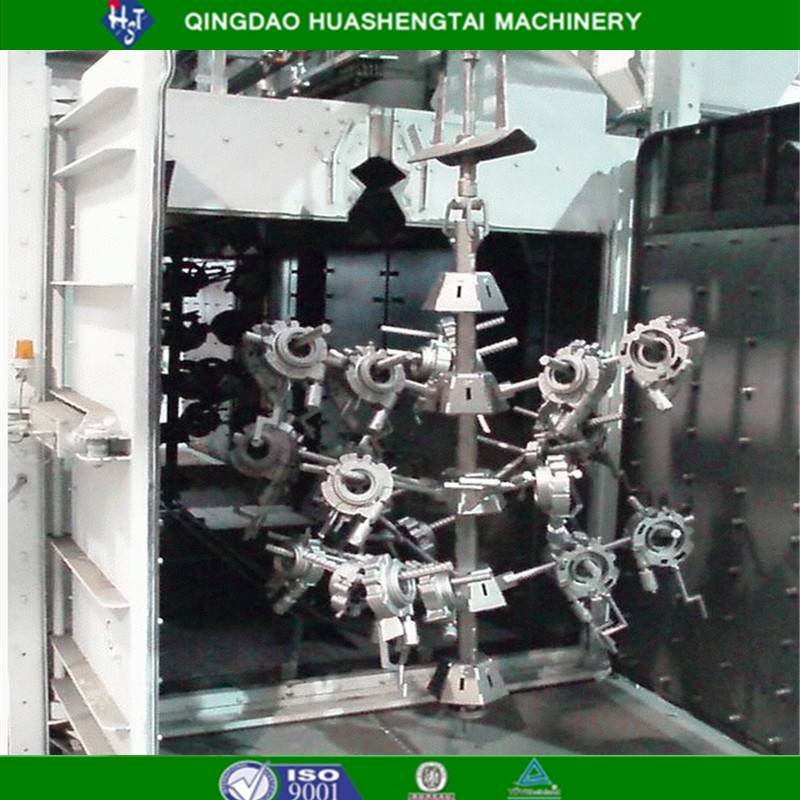 Quality assurance Hanger chain Type Series Shot Blasting Machine HQ