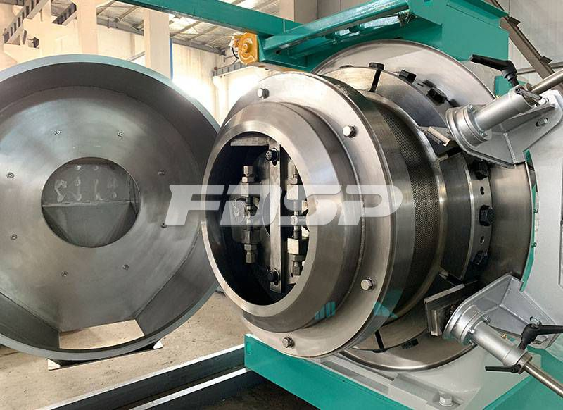 FDSP SZLH768a2 High Grade Ring Die Pellet Mill