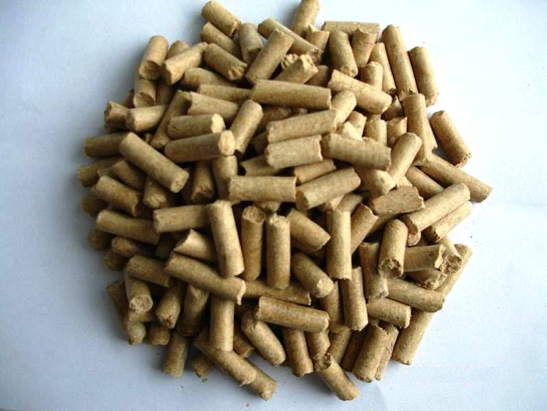 Feed pellet-A