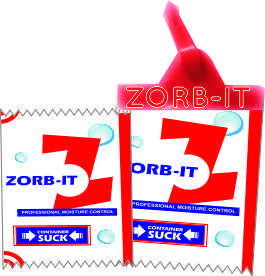THE ZORB-IT DESICCANT