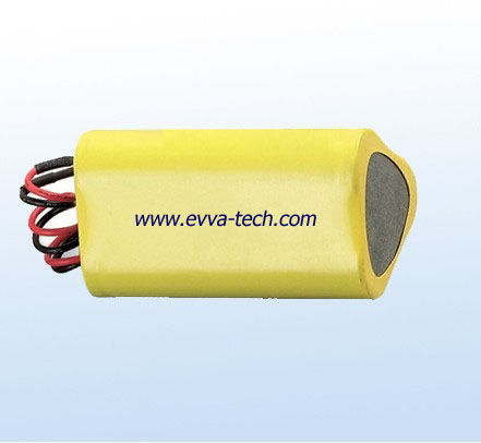 Battery Pack with 18650 11.1V 2600mAh 3S1P