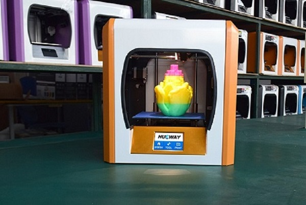 Shenzhen 3D Printer Popular Education Grade Small Safe 3D DIY Printer For Reseller
