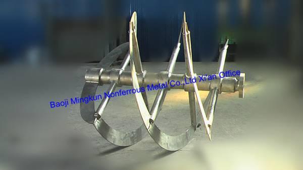 Customized Titanium Products