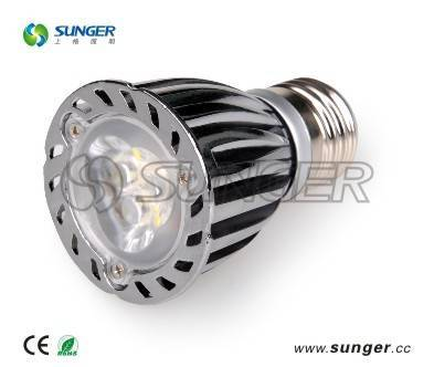 LED Spotlight 6W E27