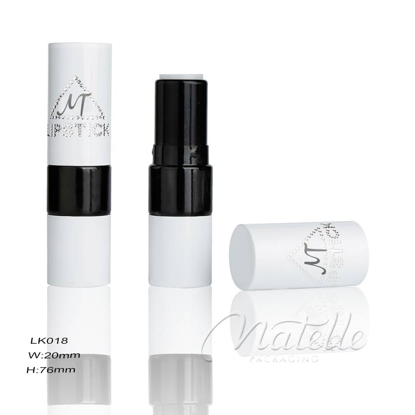 aluminum lipstick tube