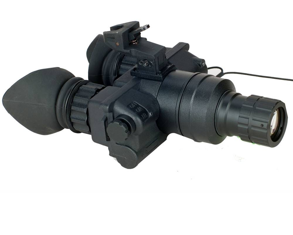Gen2+/3 night vision goggles with helmet