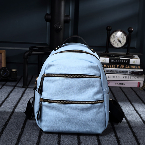 Leather Backpack PF6439