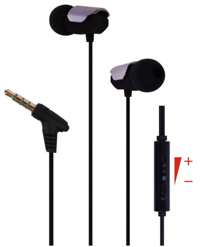 With microphone,dynamic stereo line-controlled earphone/earpiece for smartphone
