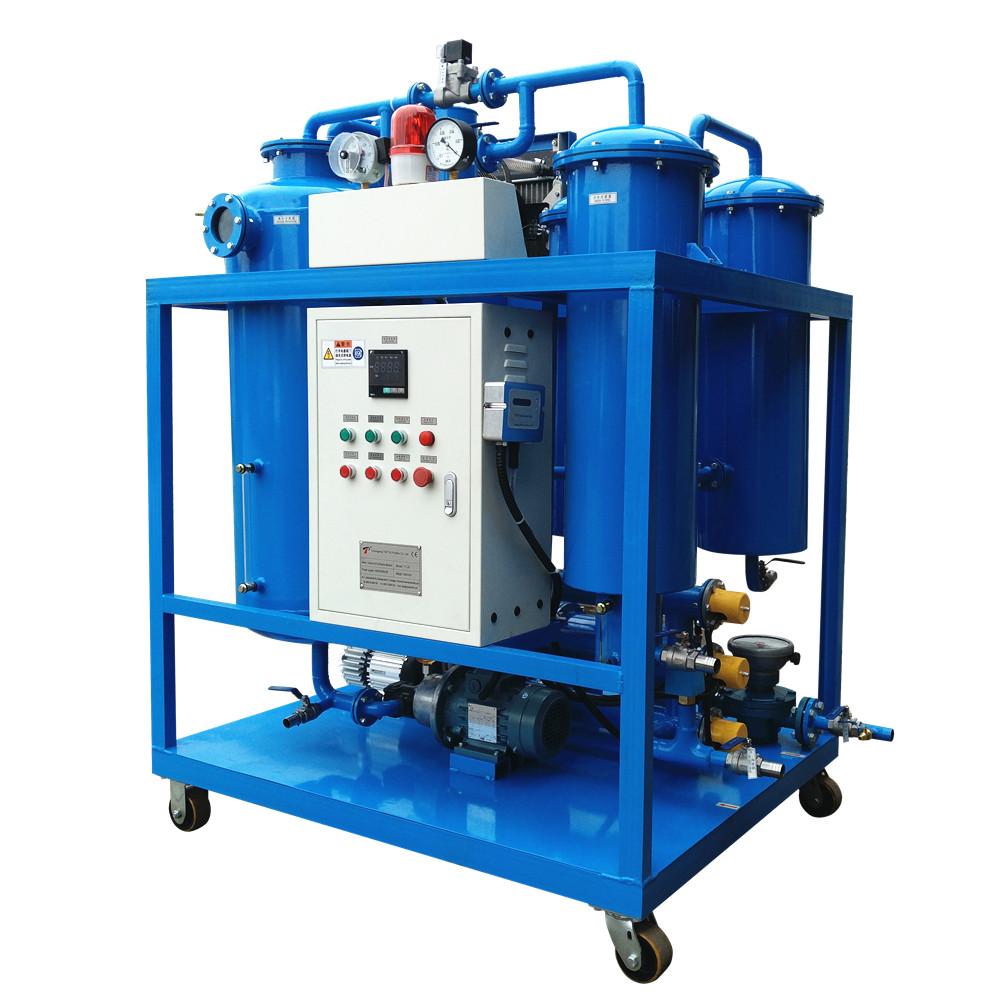 TY series turbine oil purification machine