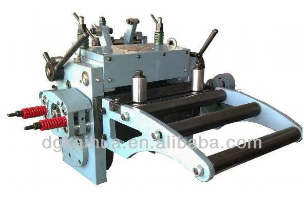 Discount HaiWei hIgh auto speed roll feeder machine