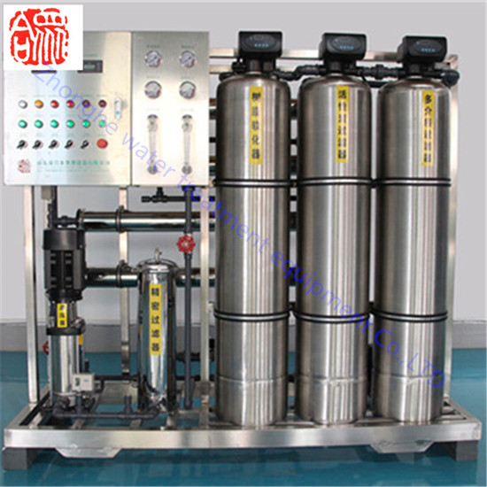 1000LPH stainless steel RO water filter system