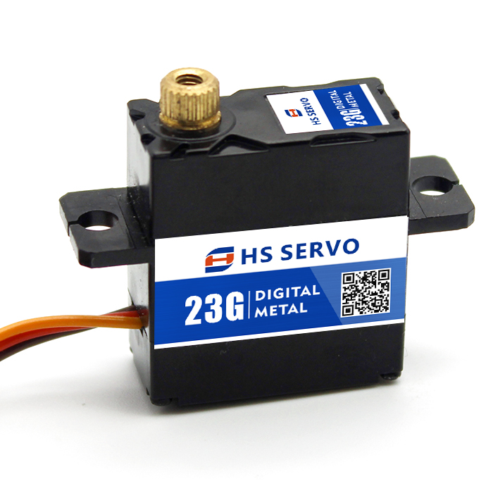 Hobbyporter Power HD 23g Standard High Torque Servo For RC Airplane Plane Helicopter Boat Car