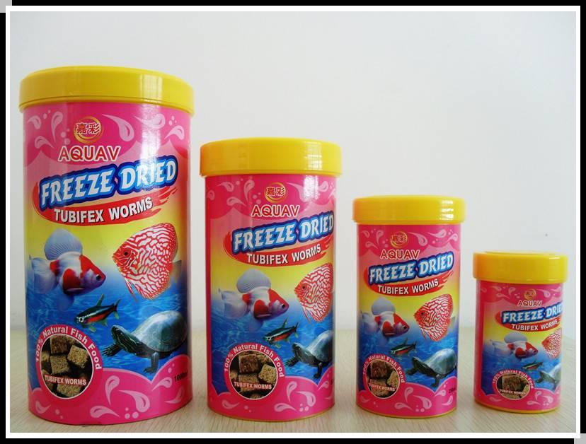 Freeze Dried Tubifex Worms - Xiamen Mincheng Imp&Exp Co