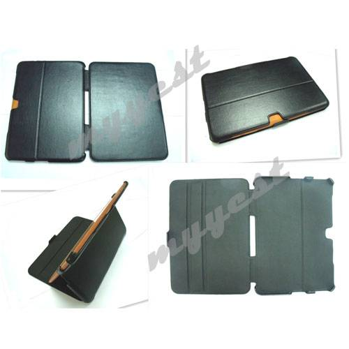 leather case for samsung N8000