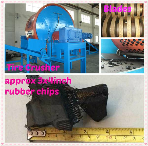 waste tire recycle plant line dongguan yuntong brand