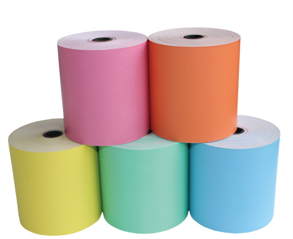 POS Paper Banknote Paper Receipt Roll Thermal Paper