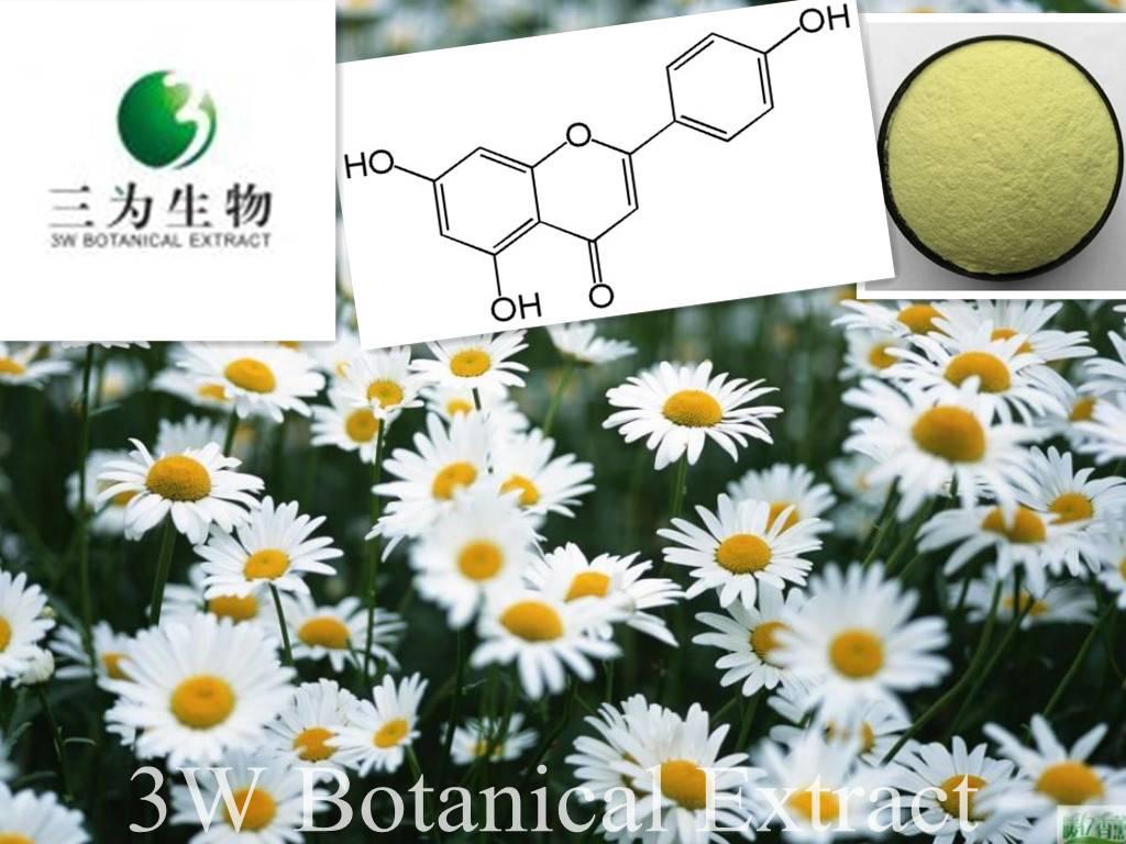 Chamomile Flower Extract(sales05@3wbio.com)