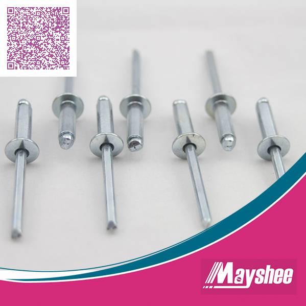 Steel rivet