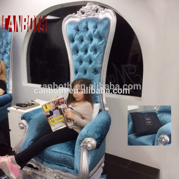 Elegant design high back salon spa nail pedicure chairs CB-FP003