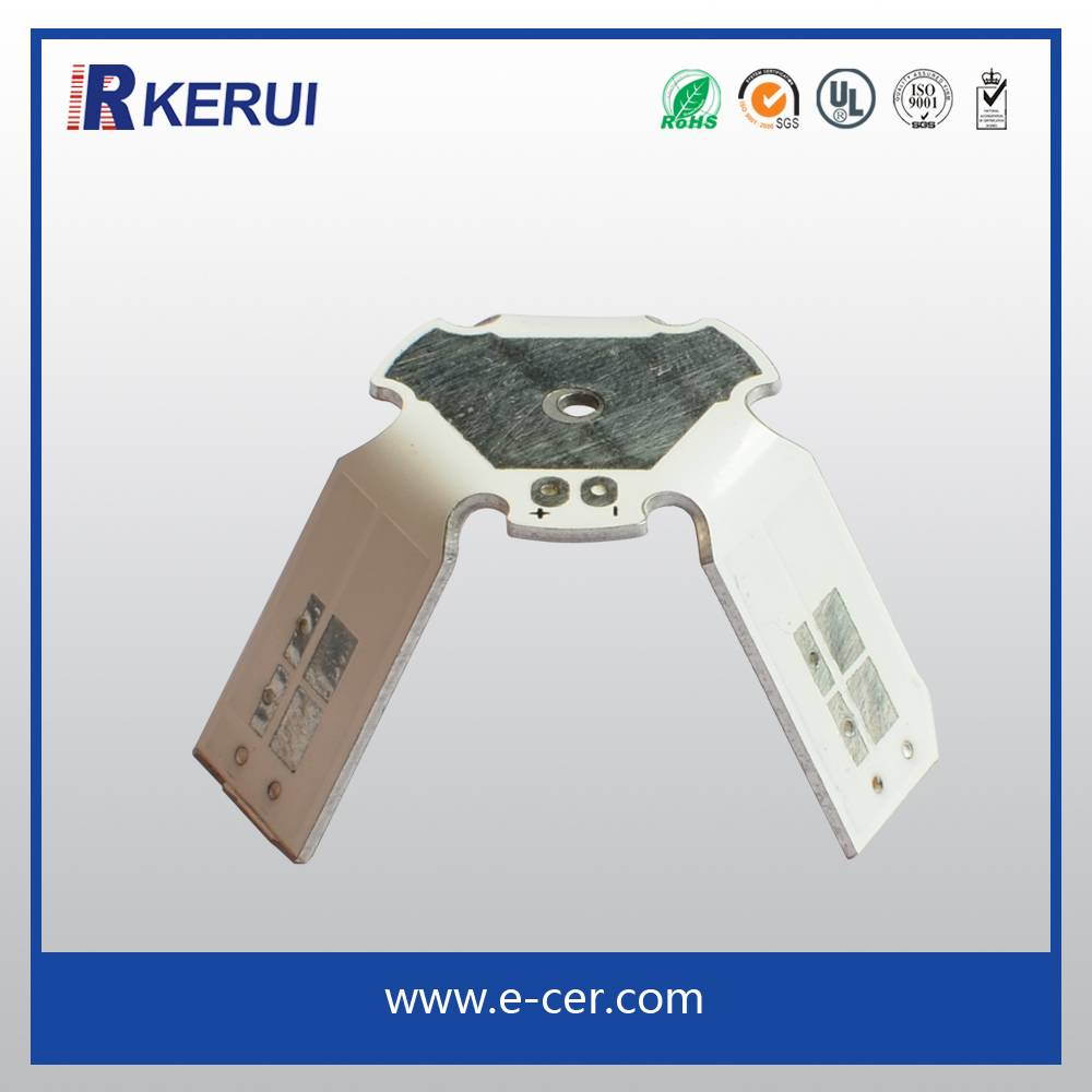 High thermal conductivity and high power smd led 5630 MCPCB LED PCB manufacturer in Shenzhen