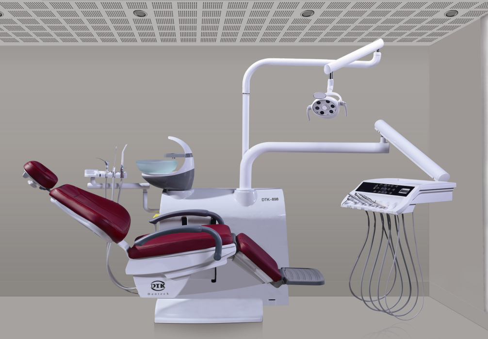High performance integral denal unit with foldable design
