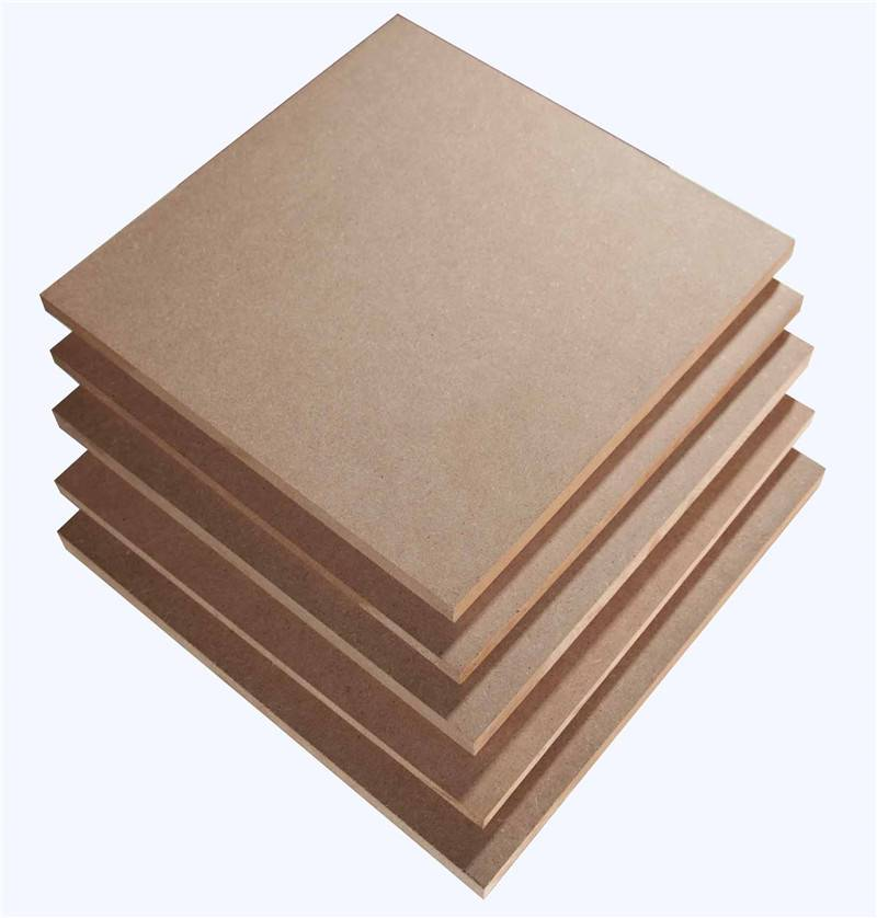 15mm Raw MDF Board/Plain MDF for Furniture or Decoration