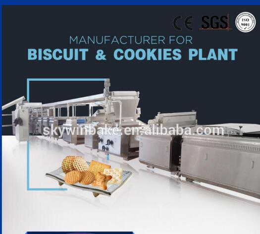 Biscuit/Cake/Chocolate Production Line