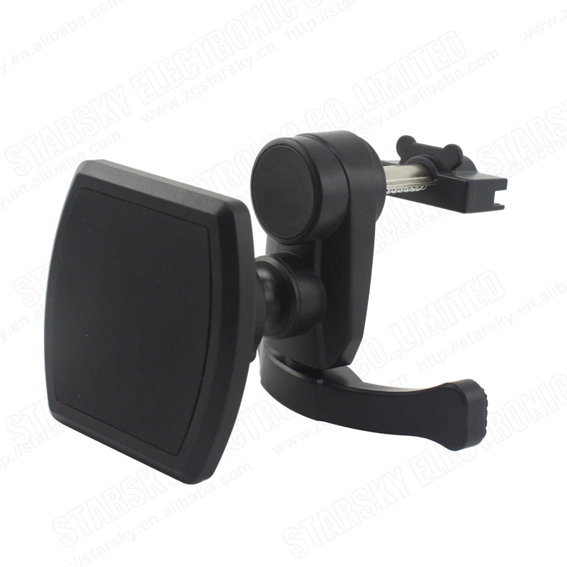 Universal Air Vent Cell Phone Magnetic Holder Car Mount