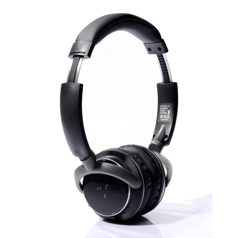Fashion Stereo Wireless Bluetooth Headphones with Mircophone