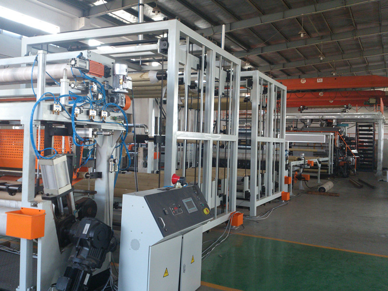 PVC waterstop profile extrusion line