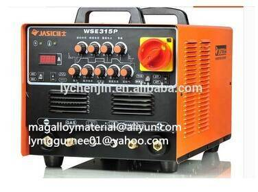 Arc welding machine for magnesium tube/bar/plate