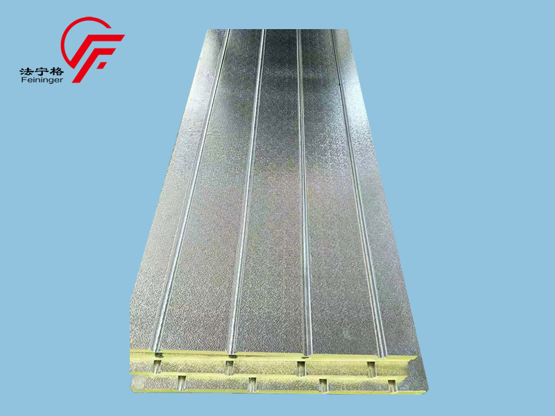xps Floor Heating System Panel