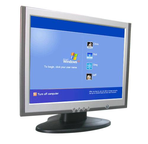 15 Inch  LCD Toch screen Monitor AS-152T