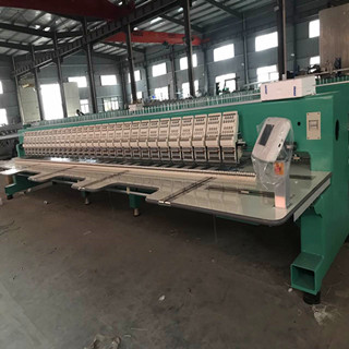 930 high speed embroidery machine