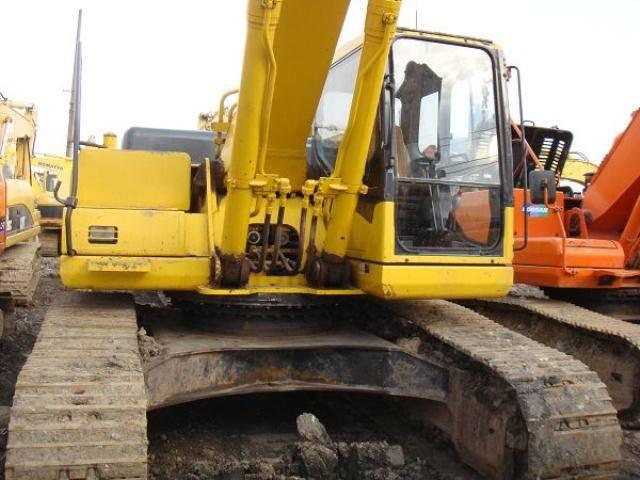 Used Komatsu PC300-7 Crawler Excavator