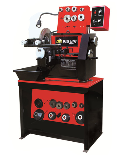 Brake drum/disc lathe machine from China