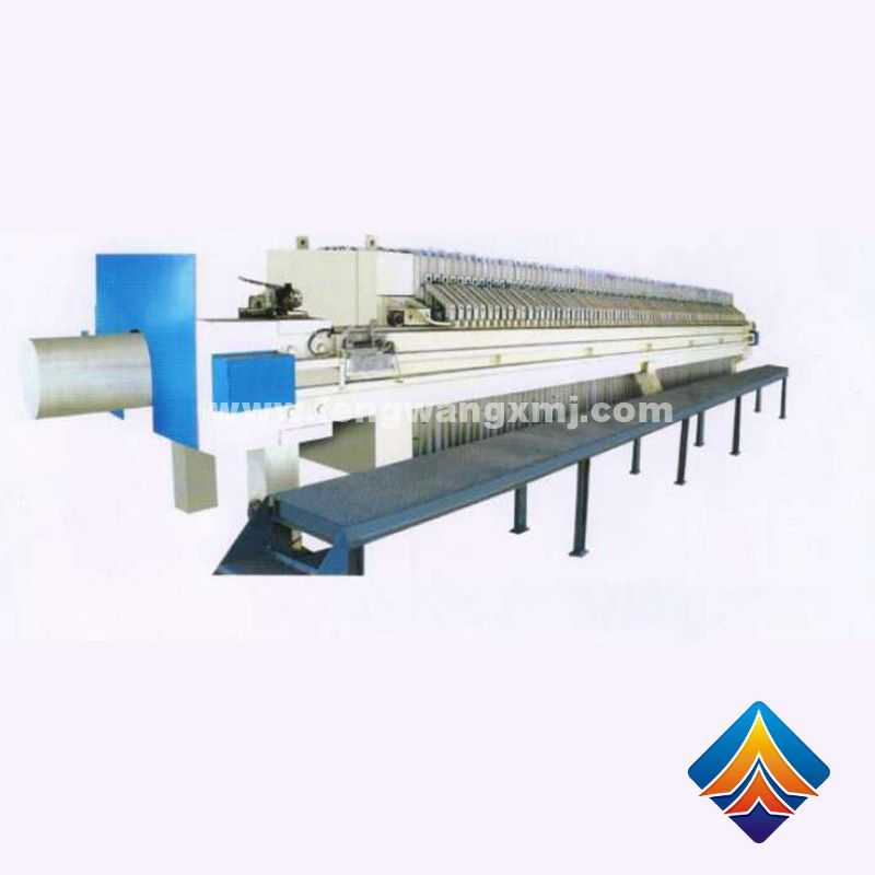 XMZ Series Box-Type Filter Press concrete crusher plate and frame filter press Filter Press