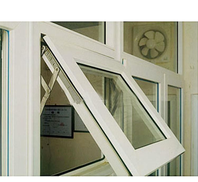 UPVC top hung exterior window for living room