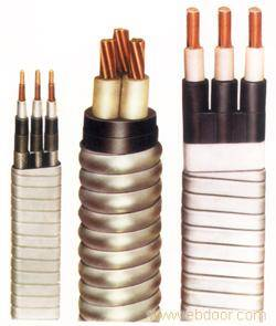 Electrical submersible pump power cable(flat and round)