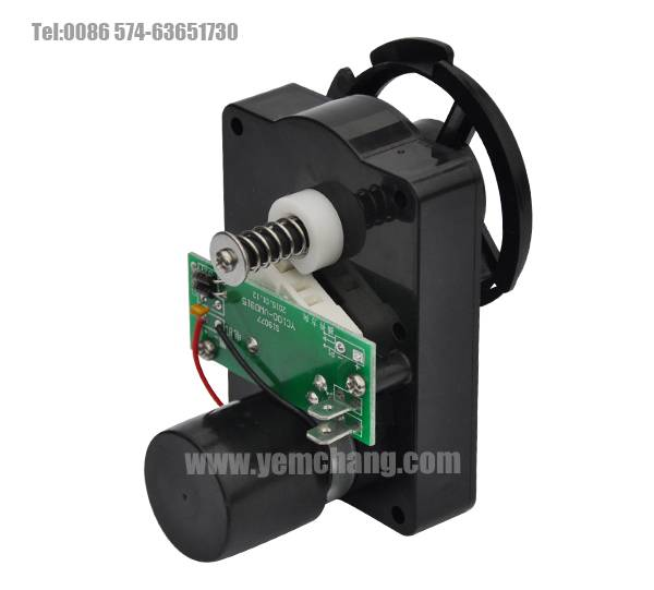 vending machine gear motor, gear boxes YC-VWDH100T915CC