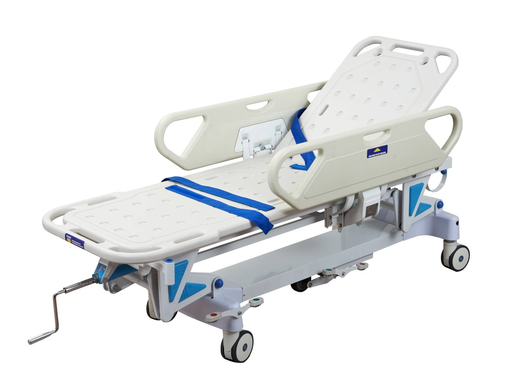 hospital transfer rise-and-Fall stretcher luxurious cart for hand-over of patients