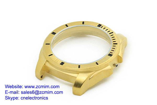 MIM Parts for Stainless Steel Back Watch Case 316L