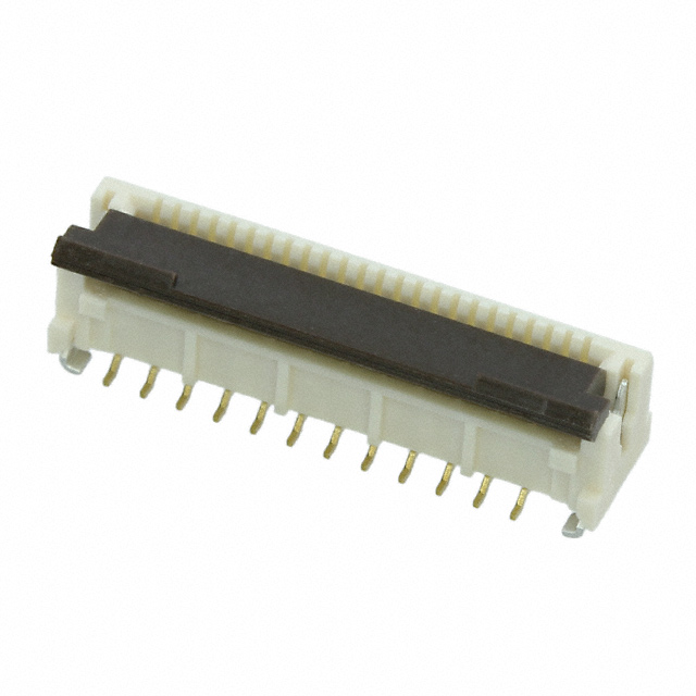 Molex 501951 series Alternative Flip lock type FPC Connector,0.5MM SMD PCB connector