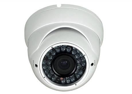 720P AHD camera HD analog IR Dome Camera