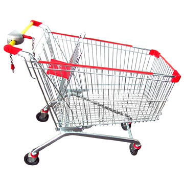 Shopping Trolley & Cart