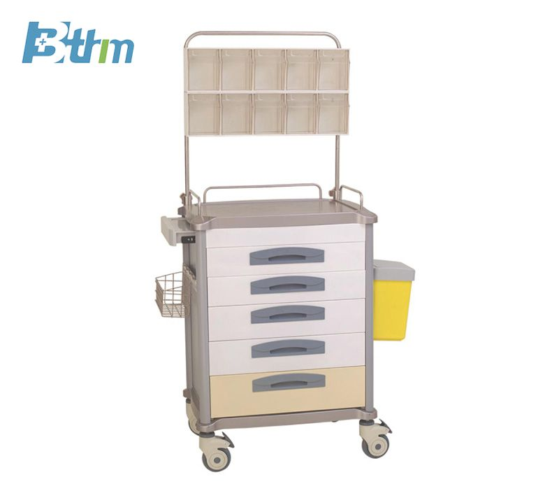 Anesthesia Trolley nursing trolley medical trolleys nursing cart Medicine Trolley
