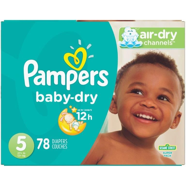 Disposable Baby pampers baby diapers wholesale