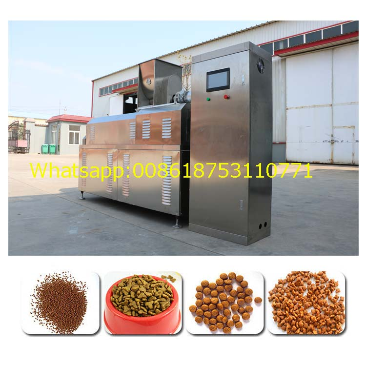 animal food machine pet food pellet machine