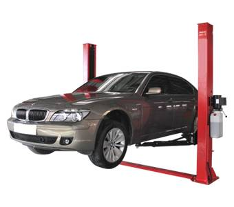 two post hydraulic car lift/hoist 3.5/4/4.5/5 ton on sale