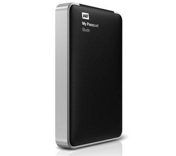 Western Digital WD My Passport Studio 1TB External HDD Hard Drive Disk